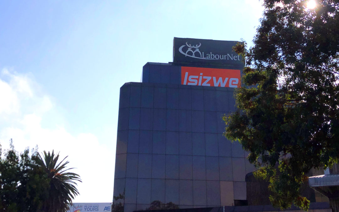 New Home For Isizwe Equipment and Components