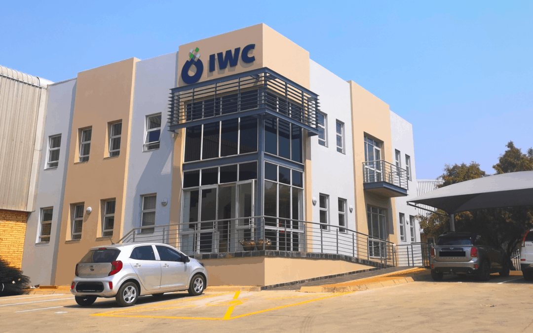 Currie Group Secure Warehouse and Office Facilities for IWC