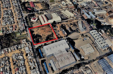 5th Street Commercia Commercia Gauteng 1684, ,Industrial Vacant Land,For Sale,1867