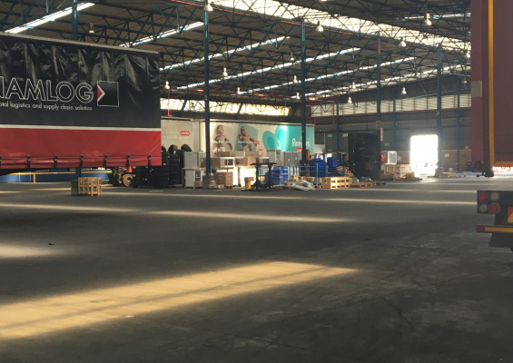 121 Corobrick Meadowdale Gauteng, ,Warehouse,To Let,Corobrick,1957
