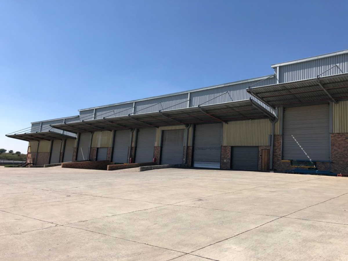 Logistics Warehouse To Let or For Sale Randburg