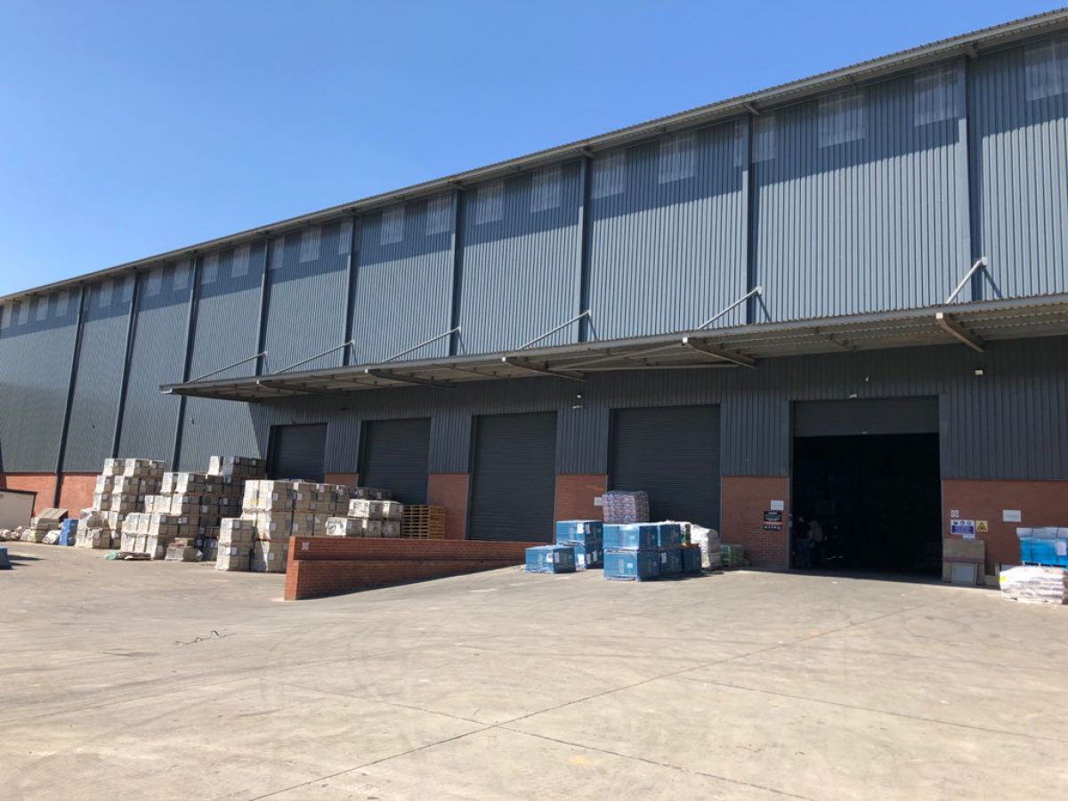 warehouse, yard and office to rent