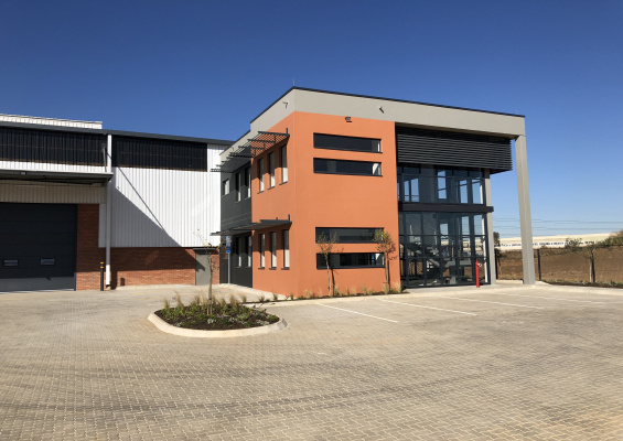 1 Rand Airport Road Gosforth Park Germiston Gauteng, ,Industrial Business Park,To Let,Rand Airport Road,1173