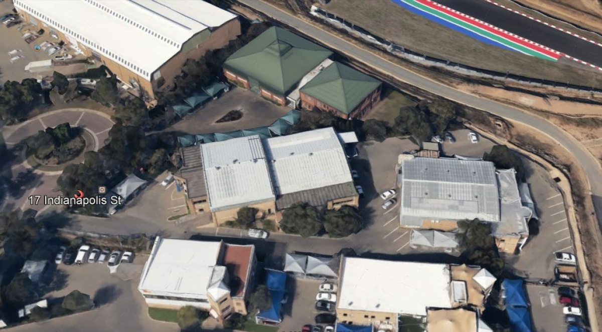 17 Indianapolis Street Kyalami Midrand, ,Industrial Business Park,To Let, Indianapolis Street,1718